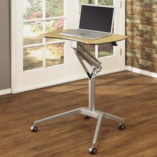 Ridge Sit Laptop Cart by Studio Designs
