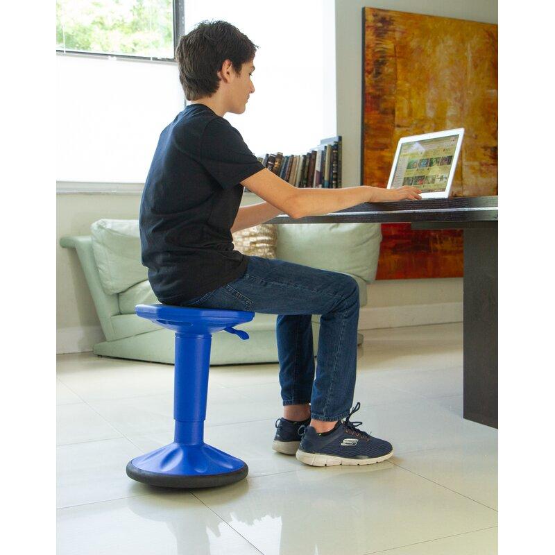 Height Adjustable Wobble Active Stool