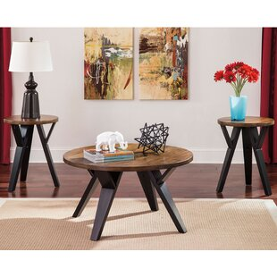 Knaresborough 3 Piece Coffee Table Set