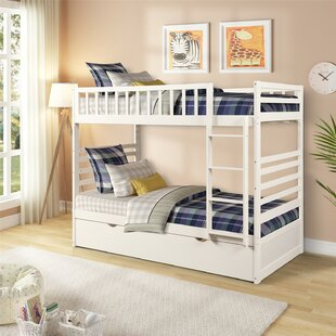 Riverrock  Twin over Twin Bunk Bed with Trundle