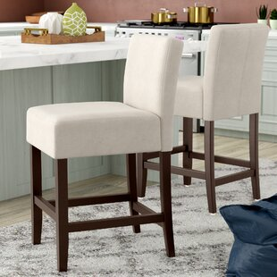 Compare & Buy Ingleside 26 Bar Stool (Set of 2) by Latitude Run