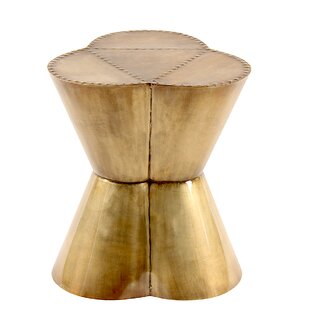 Flower Accent Stool by Fashion N You by Horizon Interseas