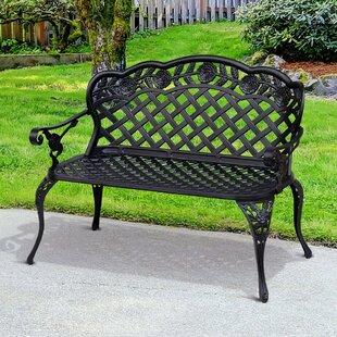 Lily Manor Garden Benches