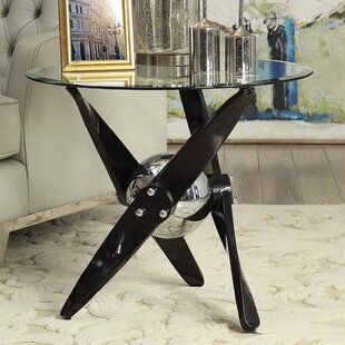 Hartzler End Table by Orre..