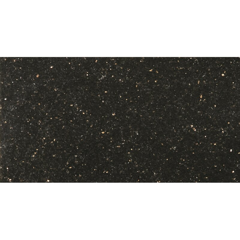 Emser Tile Galaxy Black X Granite Tile Wayfair - 24 by 24 granite tile