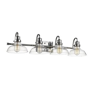 Coupon Sophia 4-Light Vanity Light By Breakwater Bay