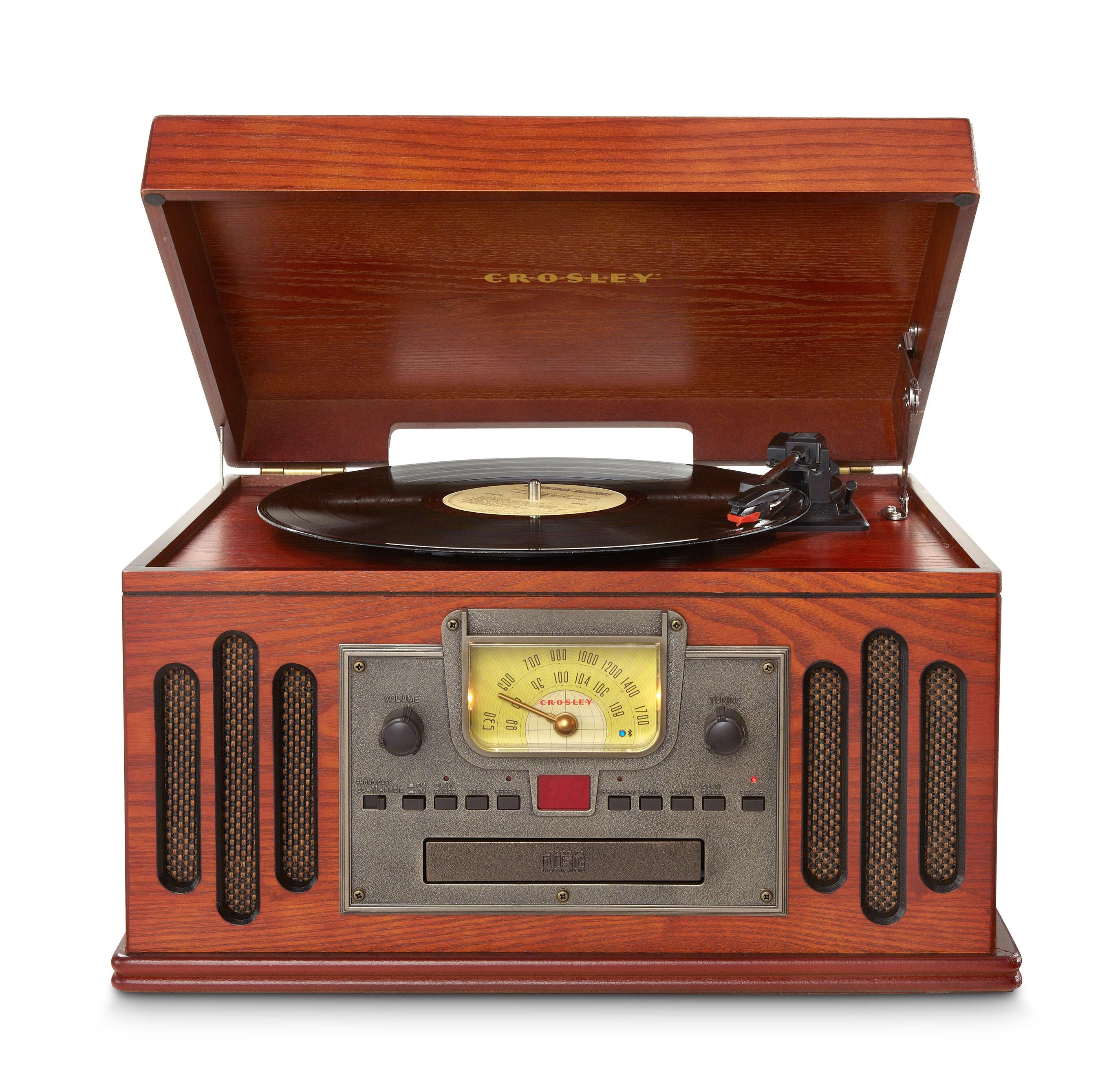 Retro Radio Cd Player | Wayfair