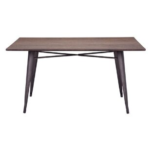 Celentano Dining Table by 17 Stories Great Reviews