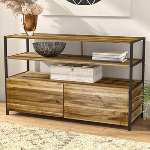 Degregorio Wood 2 Drawer Accent Cabinet by Brayden Studio