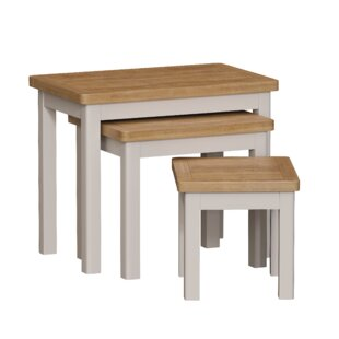 Mooreland 3 Piece Nest Of Tables By Beachcrest Home