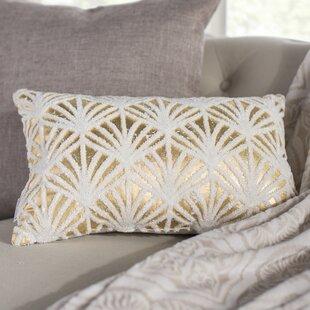 Buxton Flock Cotton Lumbar Pillow