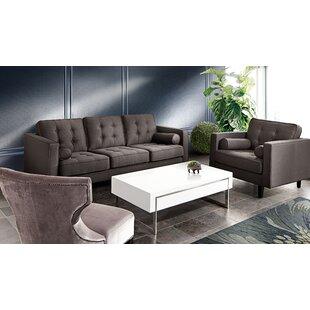 Neptune Configurable Living Room Set by Diamond Sofa
