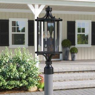 Best Choices Arshan 3-Light Lantern Head By Gracie Oaks