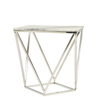 Price comparison Gravette Square End Table by House of Hampton Reviews (2019) & Buyer's Guide