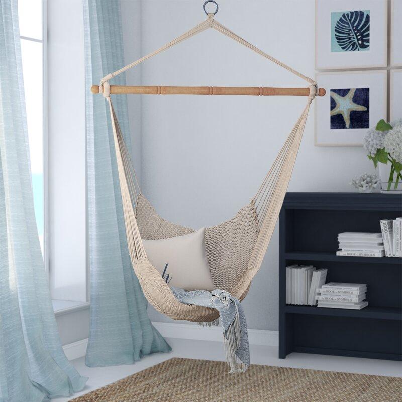 Indoor Swing Chairs & Hammock Chairs You\'ll Love | Wayfair