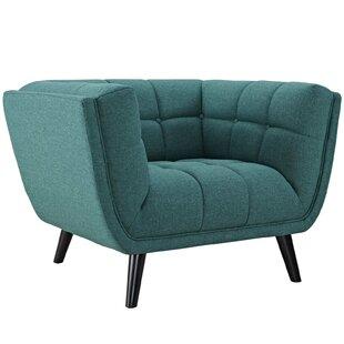 Pylant Upholstered Armchair by Brayden Studio