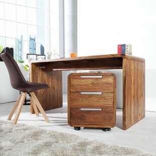 Kiera 3 Drawer Filing Cabinet By Union Rustic