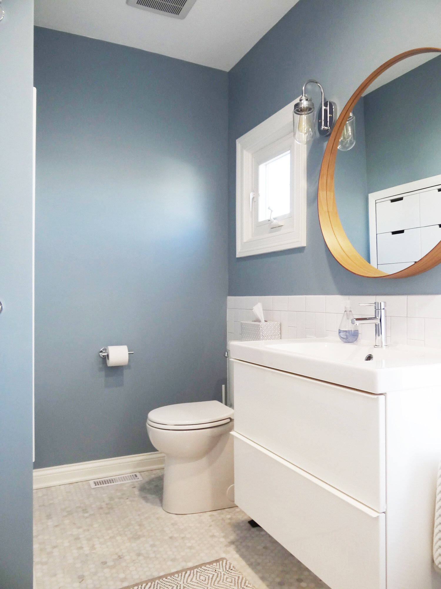 Stuff Steph Does bathroom makeover