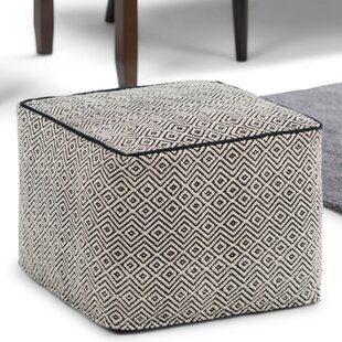 Reviews Brynn Pouf By Simpli Home