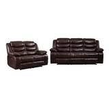 Hillard 2 Piece Reclining Living Room Set by Latitude Run