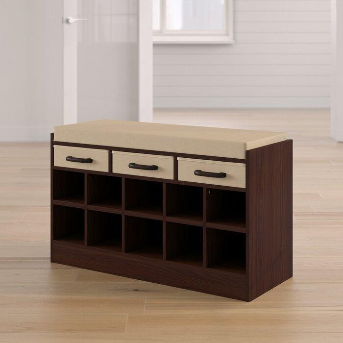 Phenomenal Wood Storage Bench Machost Co Dining Chair Design Ideas Machostcouk