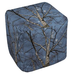 Reach for the Sky Pouf by ..