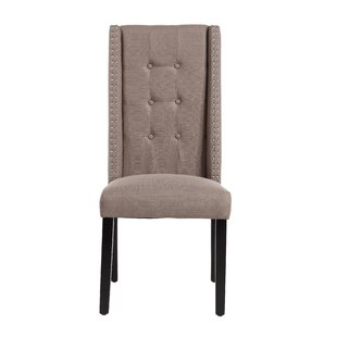 Trantham Upholstered Dining Chair Charlton Home