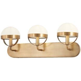 Compare & Buy Philippa 3-Light Vanity Light By Mercer41