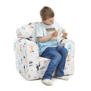 Ferrin Children's Club Chair By Zoomie Kids
