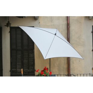 Thaxten 2m Square Traditonal Parasol By Sol 72 Outdoor