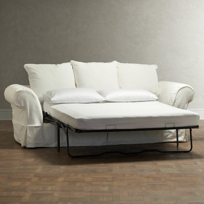 birch lane wright sleeper sofa baci living room rh baciamistupido com