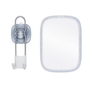 Great choice Good Grips Stronghold Suction Fog Bathroom/Vanity Mirror By OXO