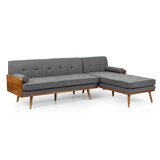 "Bridgeport 33.5"" Right Hand Facing Modular Sectional"