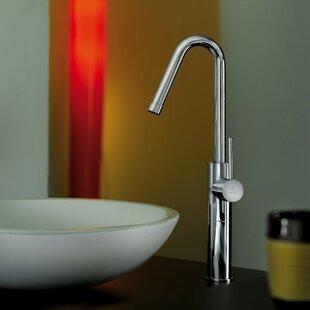 WS Bath Collections Light Single hole Bathroom Faucet