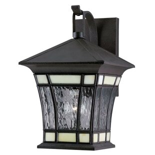 Putnam Outdoor Wall Lantern by Latitude Run