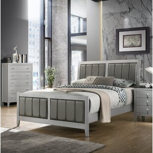 Goggans Upholstered Platform Bed