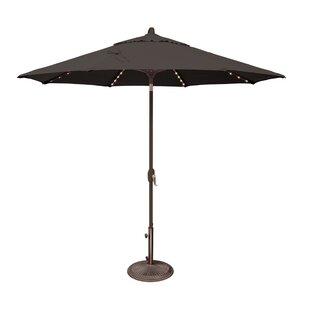 Lanai 9' Lighted Umbrella by SimplyShade
