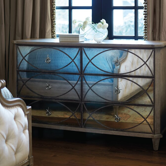 Bernhardt Marquesa 6 Drawer Double Dresser Wayfair