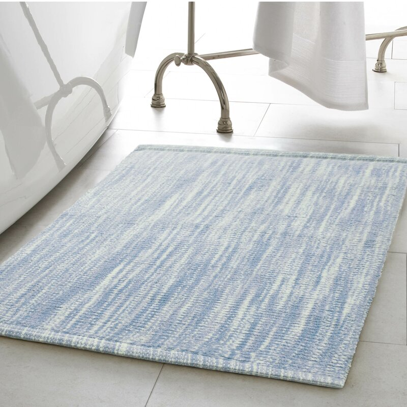 bathroom rug set. Boell 2 Piece Cotton Slub Bath Rug Set  Reviews AllModern