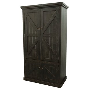 Kellogg Rustic Double Door Armoire