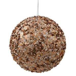 Sparkle Sequin Ball Ornament