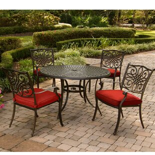 Rackers Traditions 5 Piece Dining Set