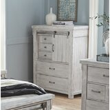 Deschamp 5 Drawer Chest by August Grove®