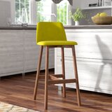 Chip Upholstered Bar & Counter Stool by Blu Dot