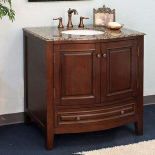 Elks 36 Single Bathroom Vanity Set By Charlton Home