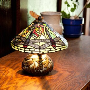 Best Creager Dragonfly 10 Table Lamp By Fleur De Lis Living