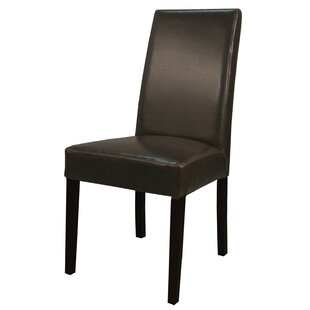 Mercado Upholstered Dining Chair (Set of 2) Latitude Run