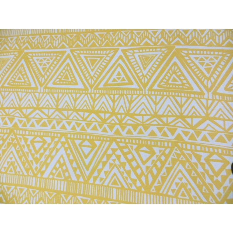 Foundry Select Majeic 27 Rectangle Floral Standard Ottoman Wayfair