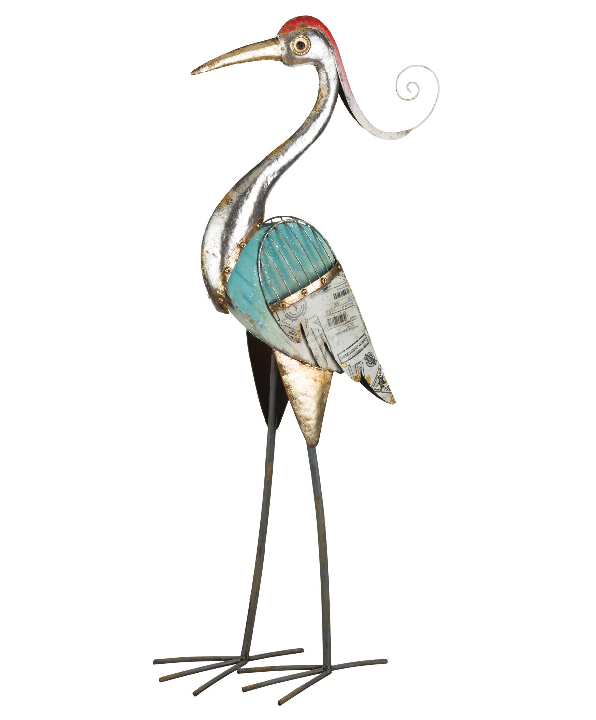 Regal Art Gift Nuts And Bolts Heron