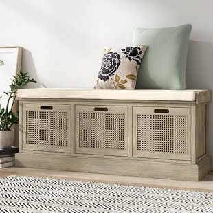 Review Frances Storage Bench